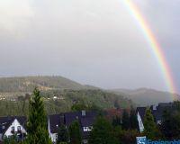 S CCard Nr13 Rümmecke mit Regenbogen 072