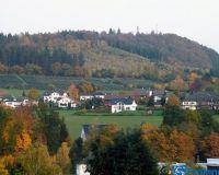 Freienohl im Hebst Küppelturm Hahn Giesmecke Ruhrtal Kirche 1161
