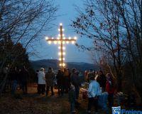 Ostern 2012 Rümmeckerkreuz - Beleuchtet 045