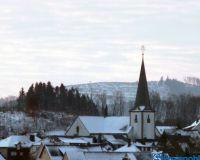 Freienohl Kirche im Schnee 005