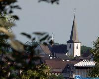 Küppelturm Kirche Kassel Wilhelmshöh Herkules 007