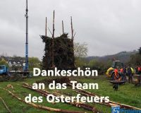 Osterfeuer 2017 1